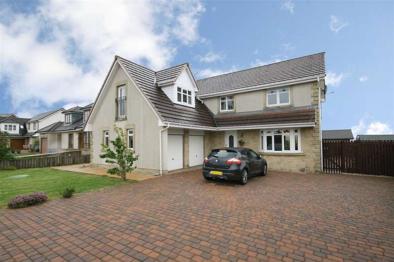 4 Bedrooms Detached House for sale in Marshall Drive, Falkirk