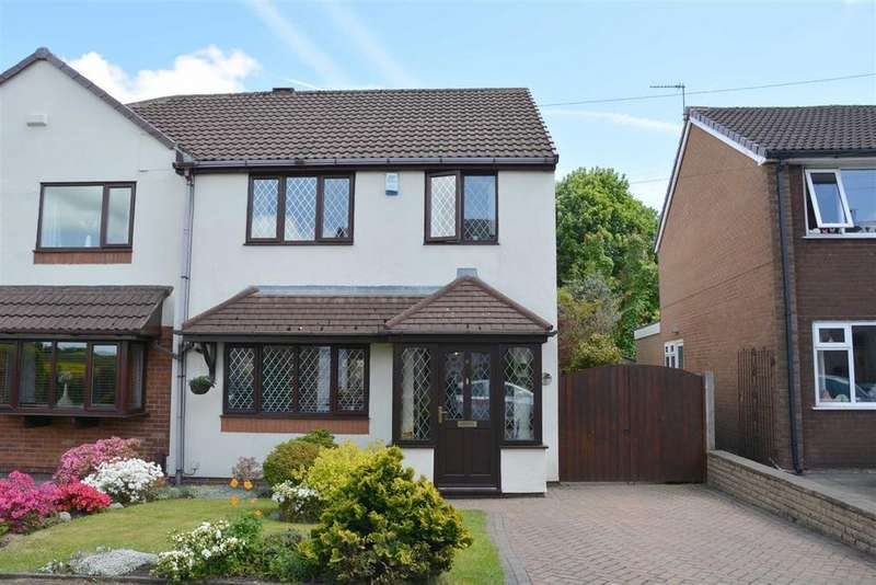 3 Bedrooms Semi Detached House for sale in Wingates Lane, Westhoughton, Bolton, BL5