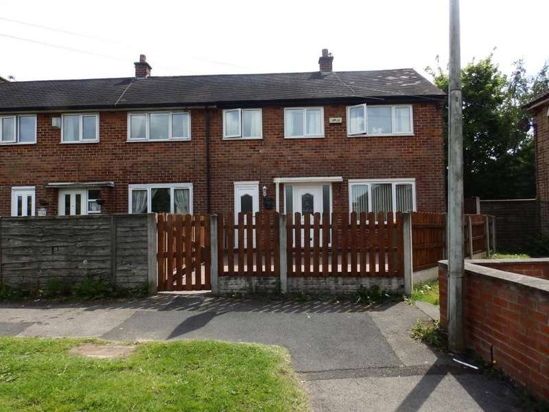 2 Bedrooms Terraced House for sale in Gammull Lane, Preston, PR2