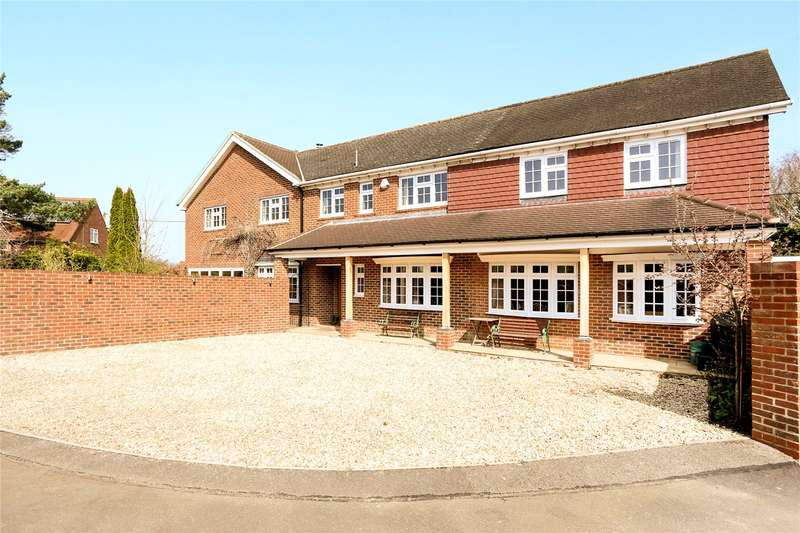 5 Bedrooms Detached House for sale in Pankridge Street, Crondall, Farnham, Hampshire, GU10
