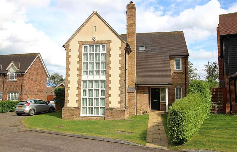 4 Bedrooms Detached House for sale in Meadow View, Redbourn, St. Albans, Hertfordshire, AL3
