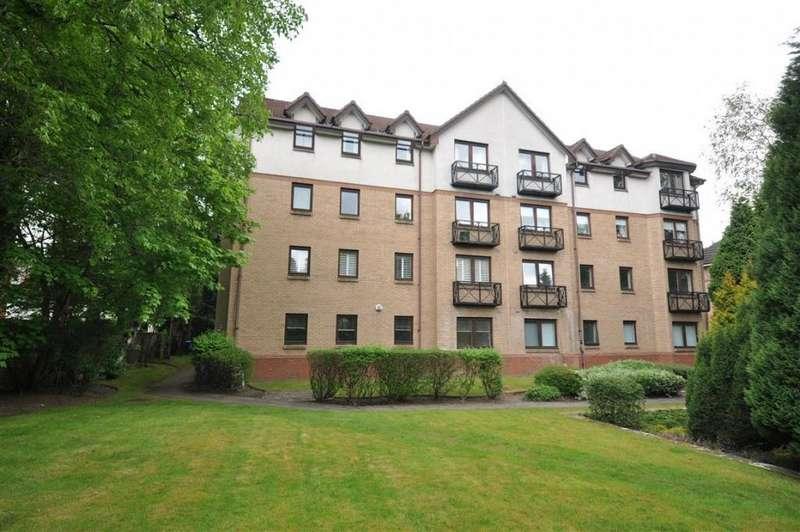 3 Bedrooms Ground Flat for sale in 2 Whitegables, 116 St Andrews Drive, Pollokshields, G41 4RB