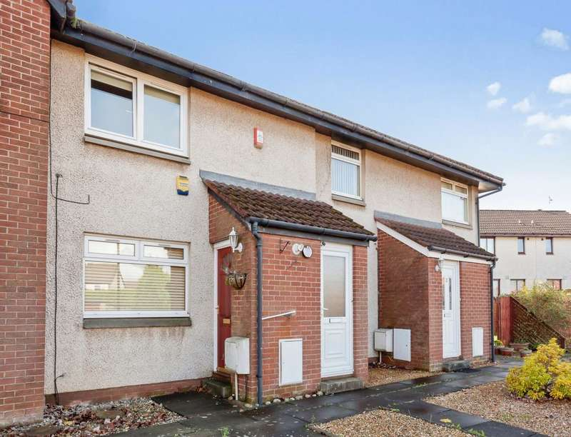 1 Bedroom Flat for sale in Bryce Avenue, Carron, Falkirk, FK2