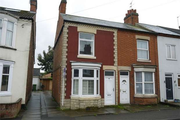 3 Bedrooms End Of Terrace House for sale in Fleckney Road, Kibworth Beauchamp, Leicester