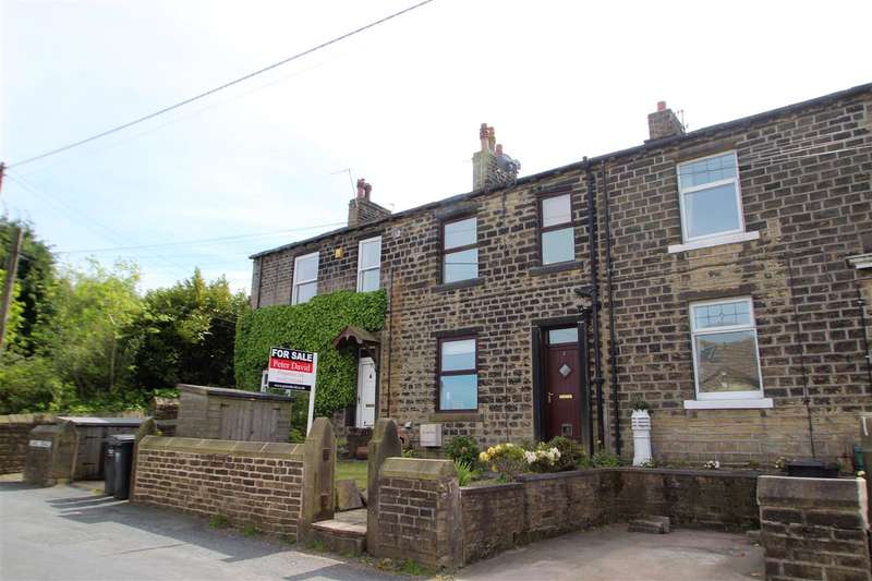 2 Bedrooms Terraced House for sale in Chapel Terrace, Dob Lane, Sowerby, Sowerby Bridge
