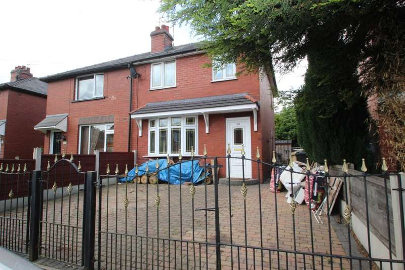 3 Bedrooms Semi Detached House for sale in Whitehead Crescent, Manchester, M26