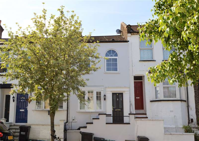 2 Bedrooms Terraced House for sale in Borough Hill, Croydon