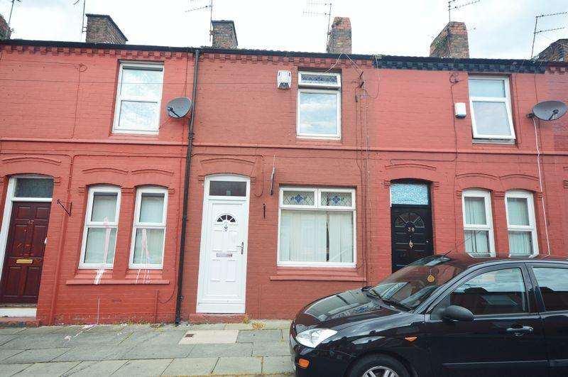 2 Bedrooms Terraced House for sale in Goswell Street, Wavertree