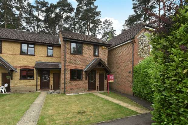 2 Bedrooms End Of Terrace House for sale in The Dittons, FINCHAMPSTEAD, Berkshire