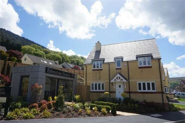 3 Bedrooms Detached House for sale in Garden View Close, Pontywaun, NEWPORT, Caerphilly