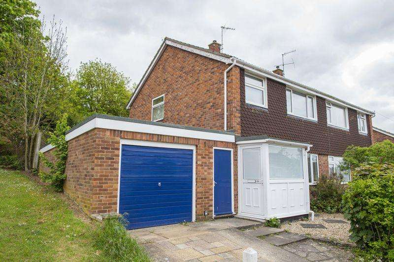 3 Bedrooms Semi Detached House for sale in Bockhill Road, Bury St. Edmunds