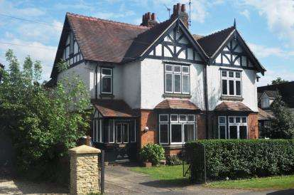 4 Bedrooms Semi Detached House for sale in Campden Road, Clifford Chambers, Stratford-Upon-Avon
