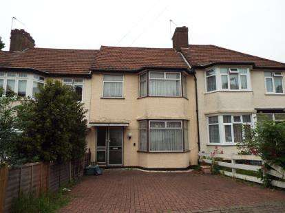 3 Bedrooms Terraced House for sale in Larkway Close, London
