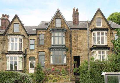 4 Bedrooms Terraced House for sale in Ecclesall Road, Sheffield, South Yorkshire