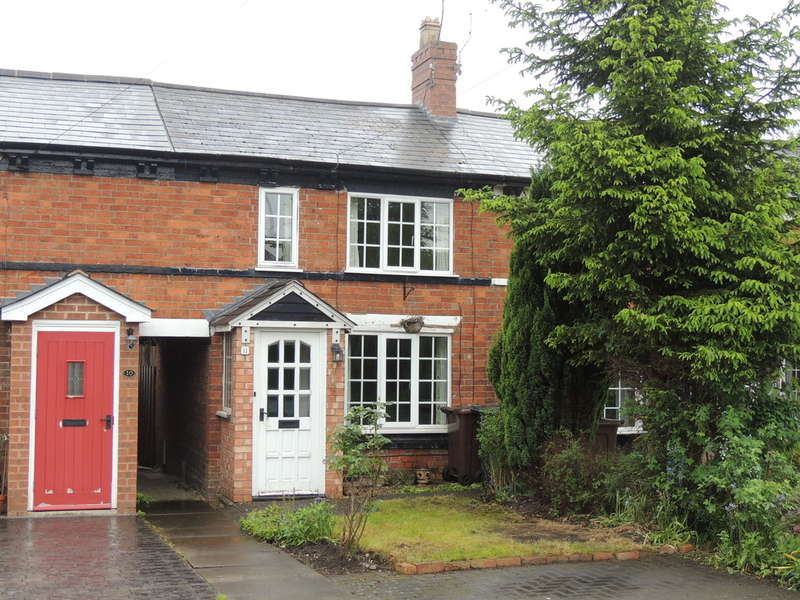 2 Bedrooms Cottage House for sale in Copt Heath Croft, Knowle