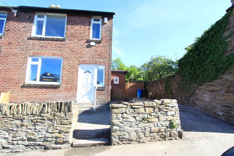 3 Bedrooms Semi Detached House for sale in Harvey Clough Road, Graves Park