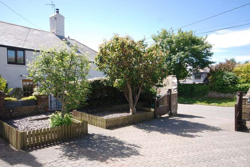 3 Bedrooms Cottage House for sale in St Donats, Near Llantwit Major, Vale of Glamorgan, CF61 1ZB
