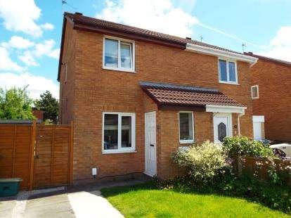 2 Bedrooms Semi Detached House for sale in Longbrook Avenue, Bamber Bridge, Preston, Lancashire
