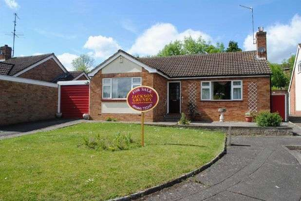 2 Bedrooms Detached Bungalow for sale in The Close , Kingsthorpe, Northampton NN2 7TW