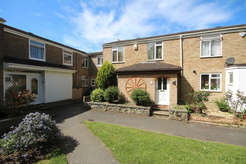 4 Bedrooms End Of Terrace House for sale in Underwood, Bracknell