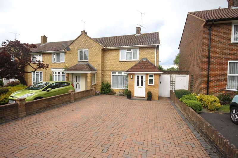 2 Bedrooms End Of Terrace House for sale in Trumbull Road, Priestwood