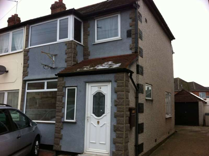 3 Bedrooms End Of Terrace House for rent in Oval Rd North, Dagenham