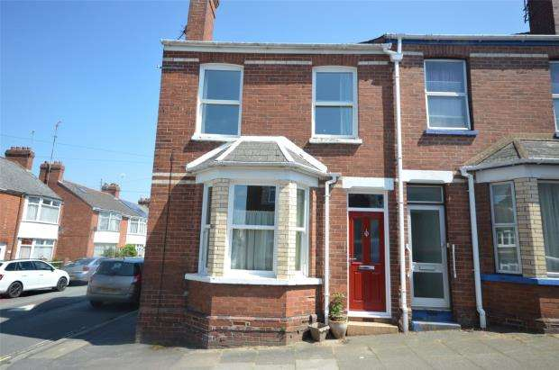 2 Bedrooms End Of Terrace House for sale in Normandy Road, Heavitree, Exeter, Devon
