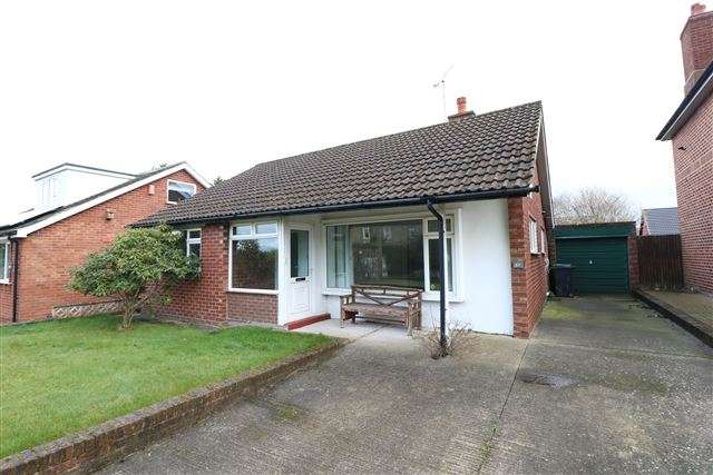 3 Bedrooms Detached Bungalow for sale in Durdar Road, Carlisle, Cumbria, CA2 4SQ