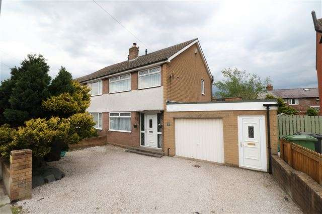 3 Bedrooms Semi Detached House for sale in Blackwell Road, Carlisle, Cumbria, CA2 4RD