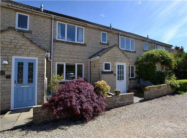 3 Bedrooms Terraced House for sale in Gladstone Road, BATH, Somerset, BA2 5HL