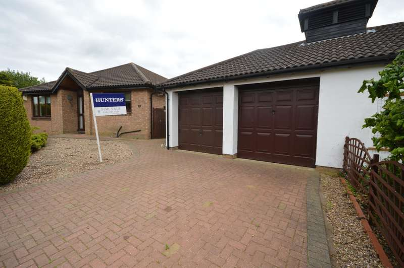 3 Bedrooms Detached Bungalow for sale in Broom Way, Narborough, Leicester, LE19 3RY