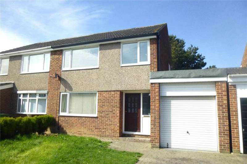 3 Bedrooms Semi Detached House for sale in The Fairway, Eaglescliffe