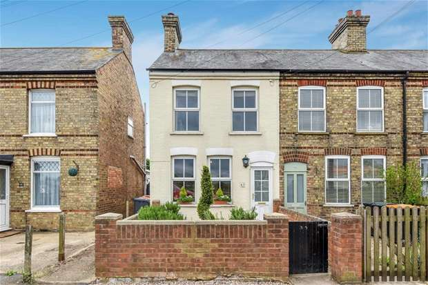 2 Bedrooms Terraced House for sale in Bedford Road, Willington