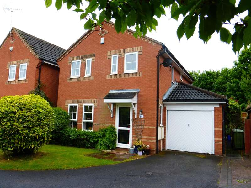 4 Bedrooms Detached House for sale in Southfield, Balderton, Newark, NG24