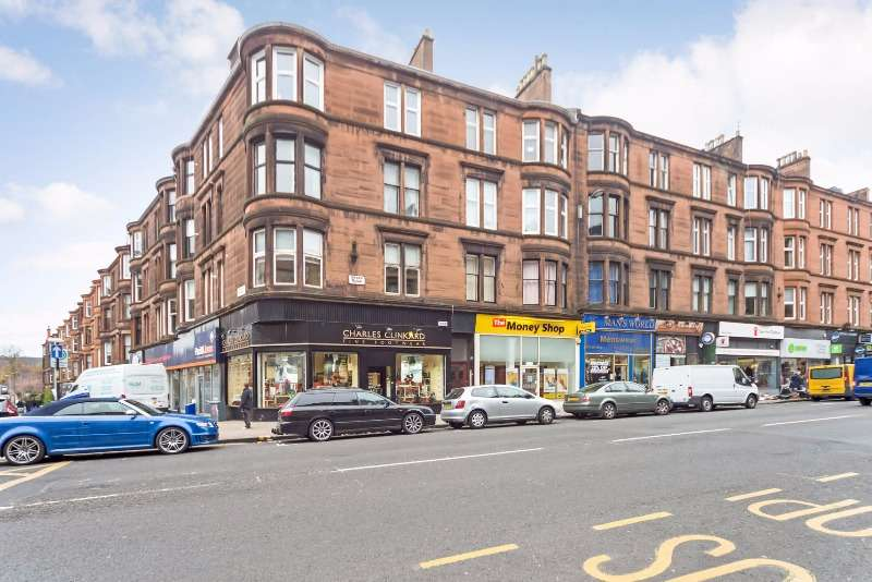 2 Bedrooms Flat for rent in Byres Road, West End, Glasgow