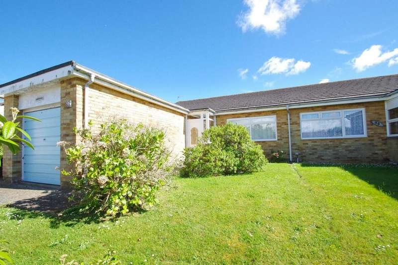 2 Bedrooms Detached Bungalow for sale in Carter Avenue, Shanklin PO37