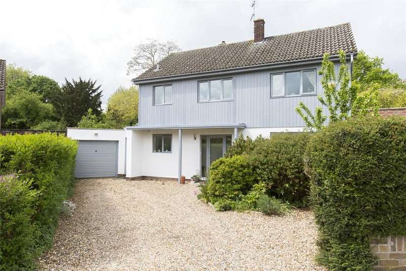 4 Bedrooms Detached House for sale in Alwyne Road, Cambridge, CB1