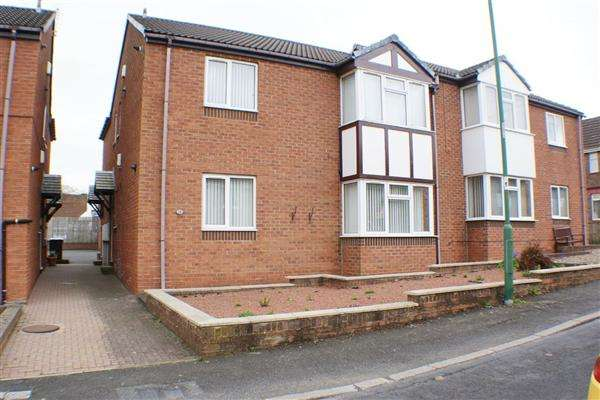 2 Bedrooms Apartment Flat for sale in Briton Terrace, Consett