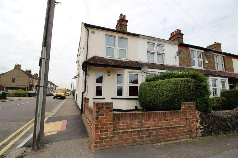 1 Bedroom Maisonette Flat for sale in Rectory Road, Grays