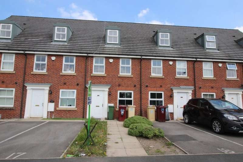 3 Bedrooms Property for sale in Littlebrooke Close, Bolton, BL2