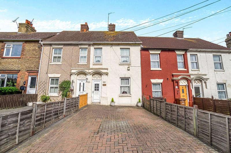 2 Bedrooms Property for sale in Bells Lane, Hoo, Rochester, ME3