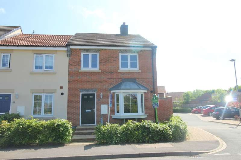 4 Bedrooms Semi Detached House for sale in Hemlington Road, Stainton, Middlesbrough, TS8