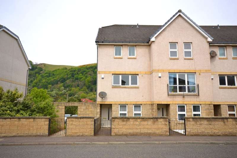 3 Bedrooms Semi Detached House for sale in Aberdour Road, Burntisland, KY3