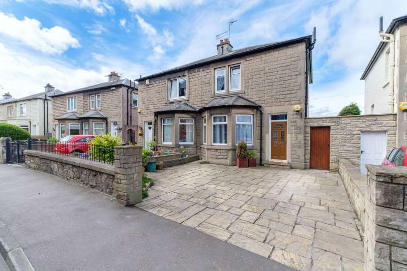 2 Bedrooms Semi-detached Villa House for sale in Lochend Road, Lochend, Edinburgh, EH6 8BU