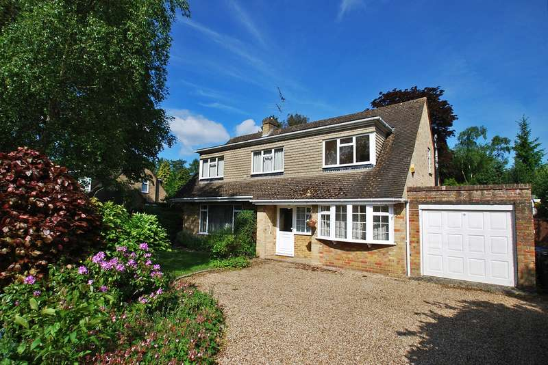 4 Bedrooms Detached House for sale in Hogback Wood Road, Beaconsfield, HP9