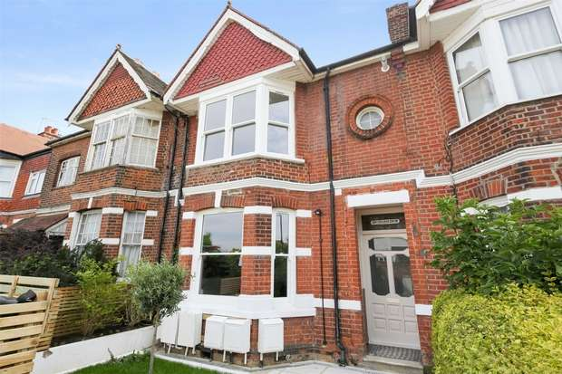 1 Bedroom Flat for sale in Twyford Avenue, Acton