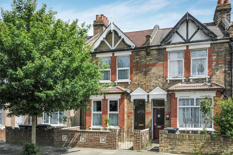 2 Bedrooms Terraced House for sale in Eldon Road, Wood Green