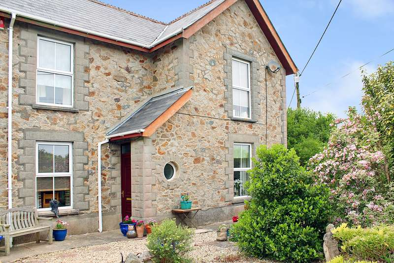 3 Bedrooms Detached House for sale in Claderic House, Antony, Torpoint