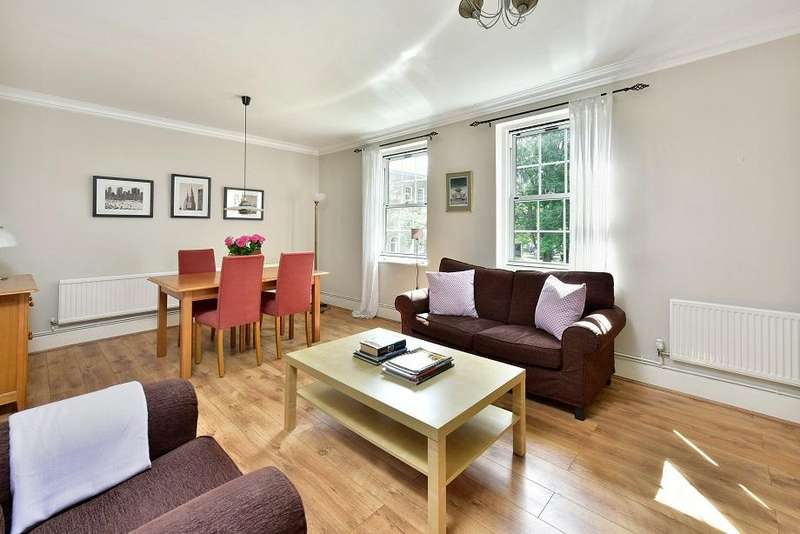 2 Bedrooms Apartment Flat for sale in John Spencer Square, London N1