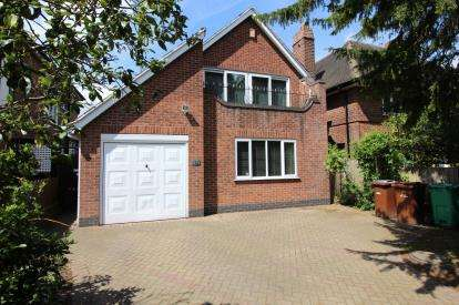 4 Bedrooms Detached House for sale in Wollaton Road, Wollaton, Nottingham, Nottinghamshire